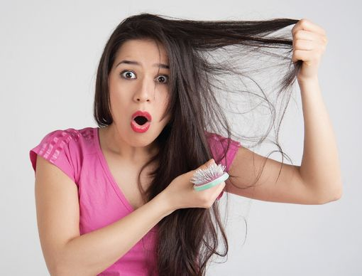 seasonal hair loss treatment